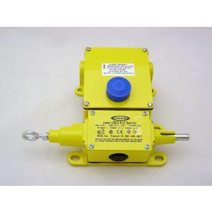 REES 04962-200 Rope Operated Switch, Broken Cable Detection, Left Pull | AX3LDP
