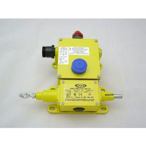REES 04962-201 Rope Operated Switch, Broken Cable Detection, Left Pull | AX3LDQ