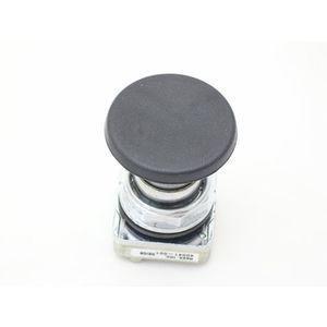 REES 40041-001 Pulsante, fungo, nero | AX3LQC