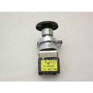 REES 40102-101 Pulsante, fungo, pistone, nero | AX3LRC