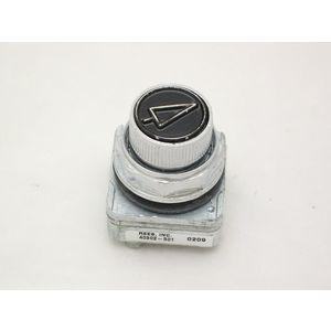 REES 40302-501 Selettore a pulsante, 2 posizioni | AX3LRU