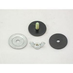 REES 40632-000 Pannello di accesso standard, chiusura foro per dispositivo in miniatura | AX3LTP