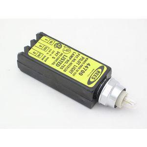 Mini lampada spia REES 44700-000, 120v @ 60hz | AX3LUW