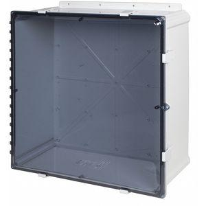 SAFETY TECHNOLOGY INTERNATIONAL EP242410-T Protective Cover, Enclosed, Polycarbonate | CD3TNR 421J15