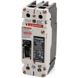 SIEMENS HEB2B040B Leistungsschalter Heb 40 Amp 600vac 2p 65kaic @ 480v | AG8PBH