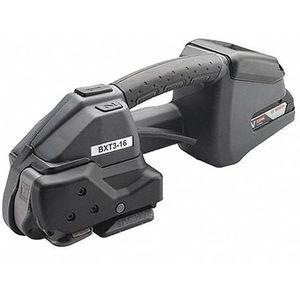 SIGNODE BXT3-16 Strapping Combo Tool, Battery Powered, For Strapping Width 1/2 Inch, 5/8 Inch   CD3TZY 429T82