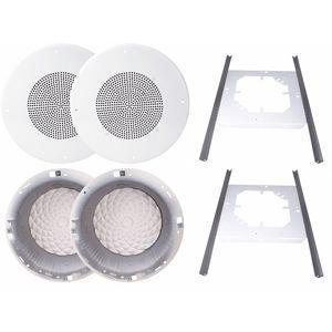SPECO TECHNOLOGIES   G86KITPR   CD2FEK   45MK49   In-Ceiling Speaker Kit