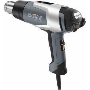 STEINEL HG2320E Electric Heat Gun 120 VAC, Adjustable Temp. Settings, 120 Deg. to 1200 Deg. F | CD3LQB 406P76