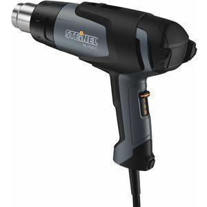 STEINEL HL1820S Electric Heat Gun 120 VAC, 3 Stage Temp. Settings, 120 Deg. to 1100 Deg. F   CD3LQD 406P79