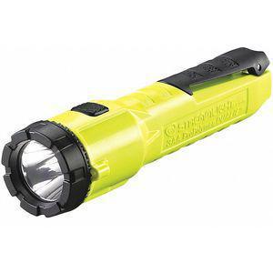 STREAMLIGHT 68750 Industrial LED Handheld Flashlight, Plastic, Maximum Lumens Output 245, Yellow | CD2YUF 49XG36