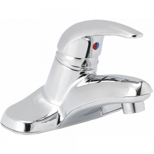 TRIDENT 48LX68 Bathroom Faucet, Single Handle Type, No. of Handles 1, Lead Free Cast Brass | CD3KFP 48LX68