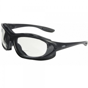 UVEX BY HONEYWELL S0661X Clear Anti-Fog Bifocal Safety Reading Glasses, +1.5 Diopter | CD3KBP 6PPF3