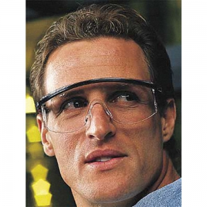 UVEX BY HONEYWELL S145 Scratch-Resistant Safety Glasses, Amber Lens Color | CD2WMJ 3JUC4