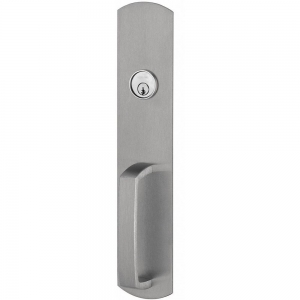 VON DUPRIN 880NL-R US26D Exit Device Trim, Grade 1, Satin Chrome | CD3HPU 407L91