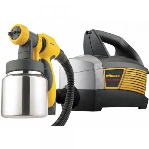 WAGNER 0518080 HVLP Paint Sprayer, 2 Stage, 2.7 Psi Max. Pressure   CD3XHN 13C768