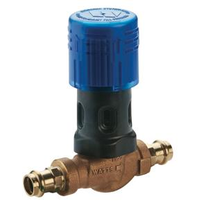 WATTS BD1156F Pressure Regulator, 3-1/2 Inch Length, Bronze, 8 to 21 Psi Max. Pressure | CD3THW 54TP06