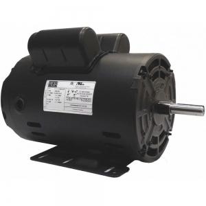 WEG 12882732 3 HPAir Compressor Motor, Capacitor-Start/Run, 3400 Nameplate RPM | CD2MJL 54JF88