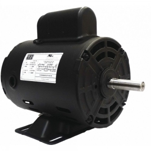 WEG 13488375 1 HP Air Compressor Motor, Capacitor-Start, 3400 Nameplate RPM | CD2MJJ 54JF85