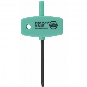 WIHA 36545 Straight Shape Torx Key with IP8 Tip Size | CD2WVK 421J18