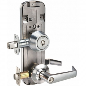YALE YH852 x KW x RA CR X US26D Lockset, Conventional Cylinder Core | CD2LKQ 52WN29