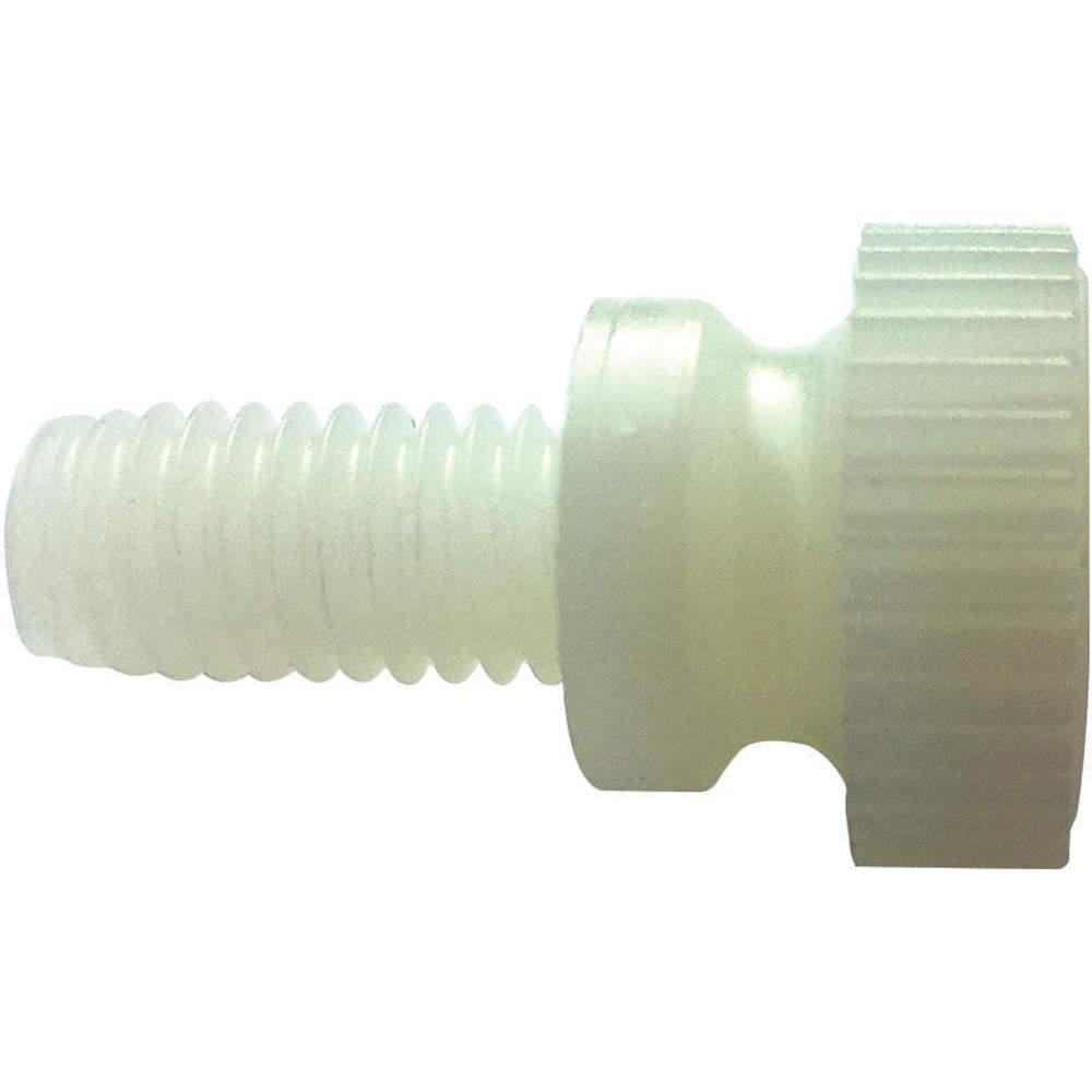 Thumb Screw 6-32x1 L Knurl PK10
