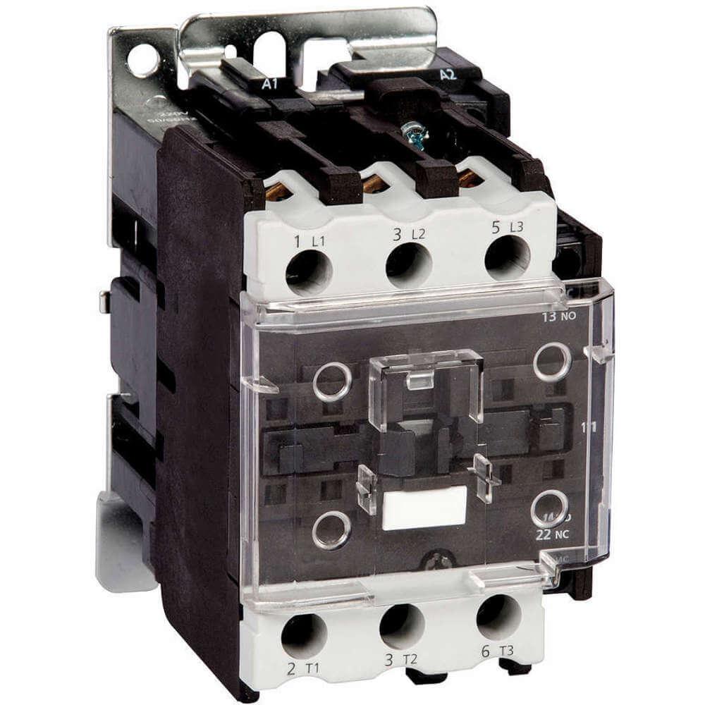 3P 25A 240VAC 1NO Dayton 6EAW0 Contactor IEC