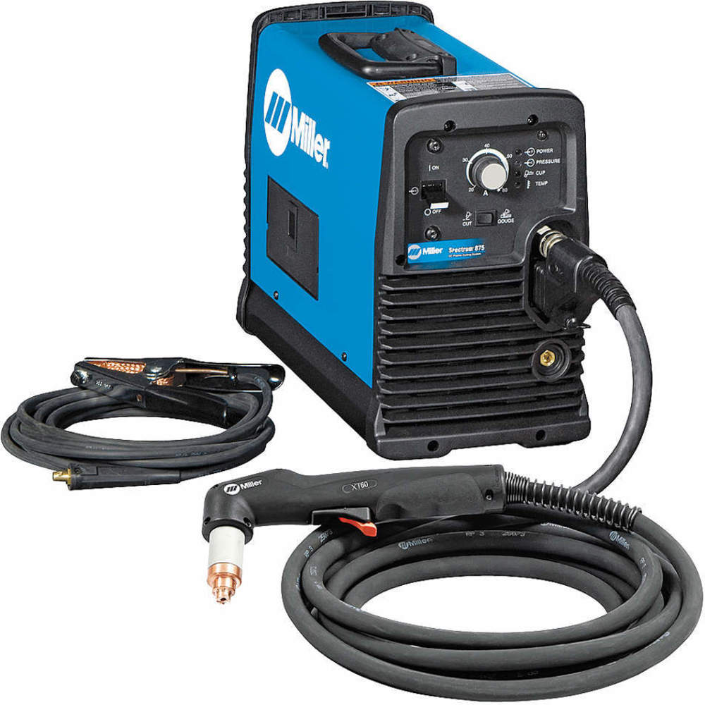 Miller Spectrum 375 >> Miller Electric 907529 Plasma Cutter Inverter Spectrum 375