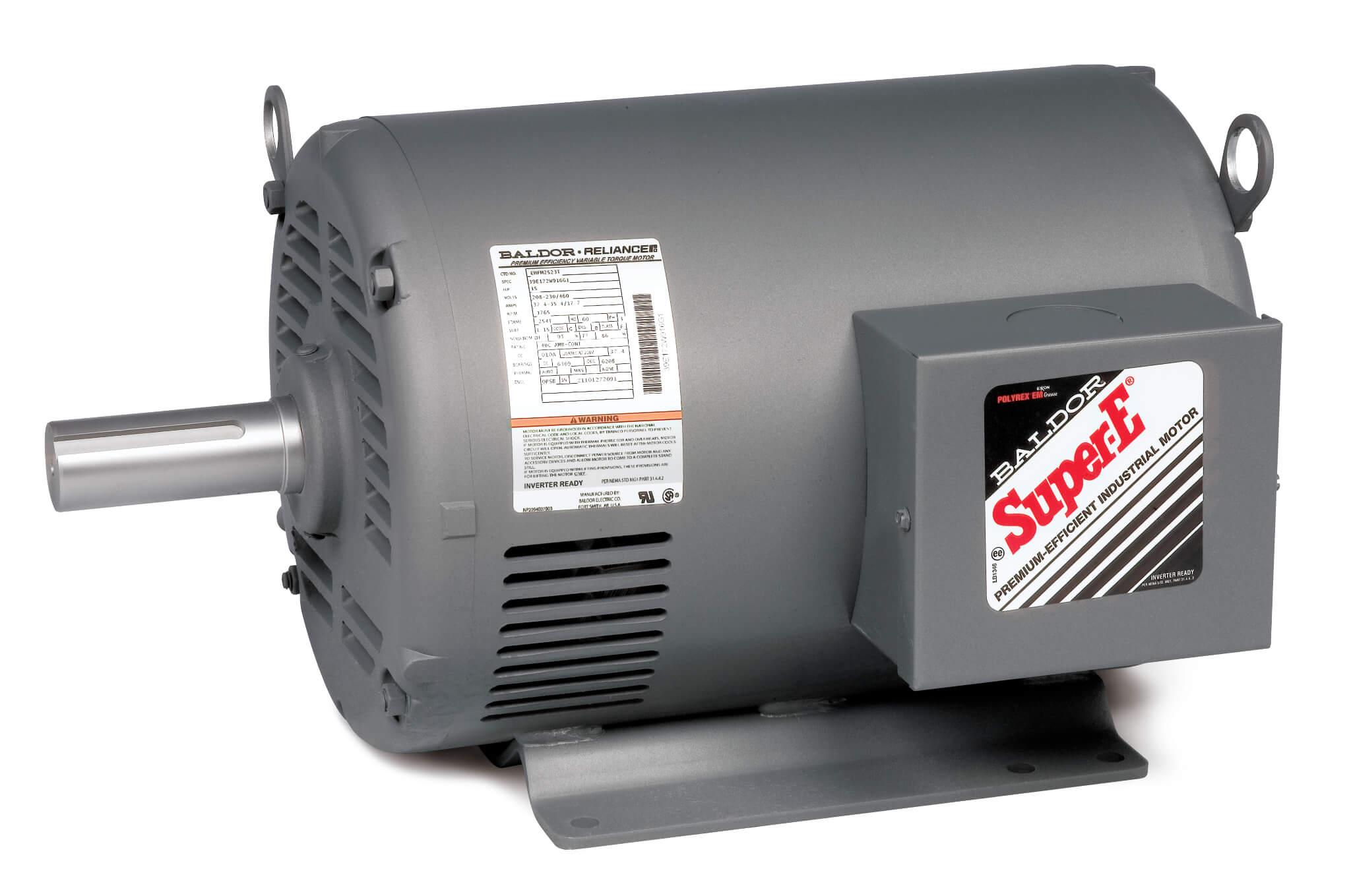 Baldor Motor Ehfm3211t Hvac Raptor Supplies Uk Motors General Purpose 230 460v 1800 Rpm 3 Hp 60 Hz Odp 182t