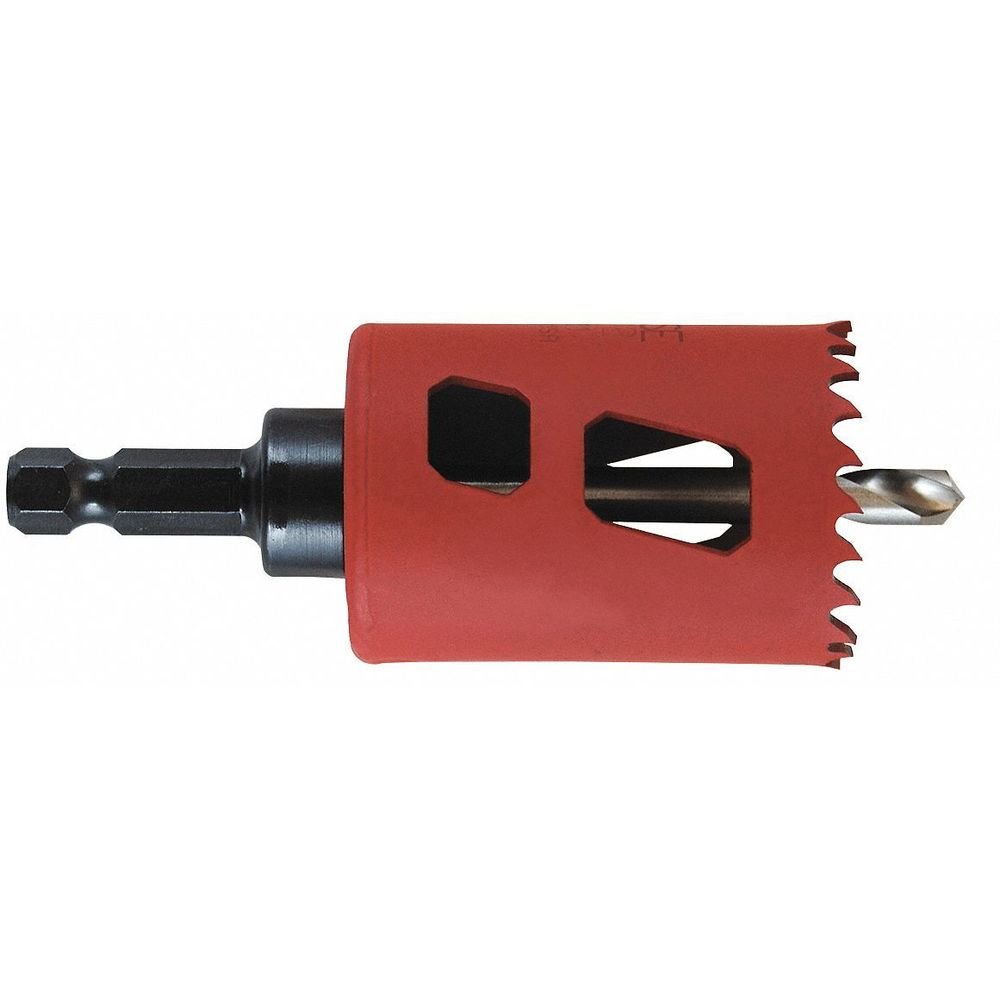 3 Cutting Diameter 3//16 Width 1-1//4 Arbor Hole KEO Milling 00069 Staggered Tooth Milling Cutter,S Style TiN Coating HSS Standard Cut 18 Teeth