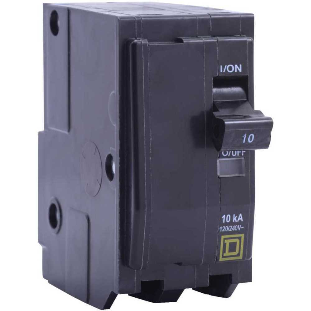 10Ka 25A Square D QO225 Circuit Breaker 2P 120//240Vac